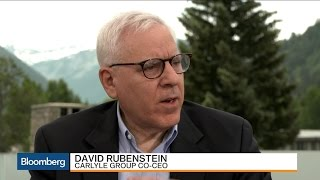 Carlyles David Rubenstein: Its Unlikely That Britain Will Actually Exit