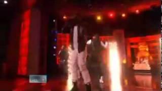 Blac Eyed Peas-Pump it [Live Ellen Degeneres Show]