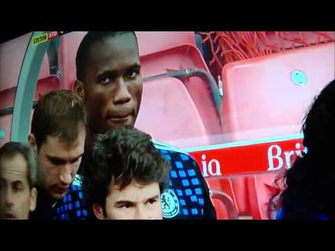 Didier Drogba - 'Come To Bed Eyes'