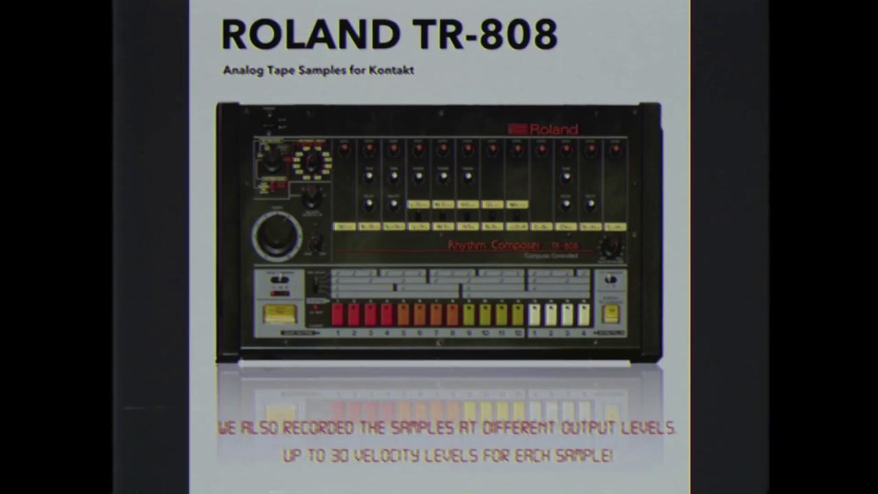 Download 808 drum machine vst / au by sample science.