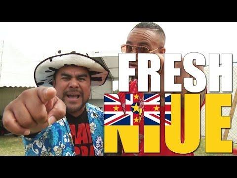 Fresh Episode 25 - Polyfest Niue: Tyree