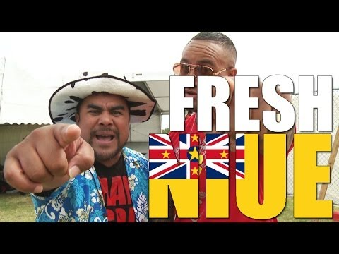 Fresh Episode 25 - Polyfest Niue: Tyree