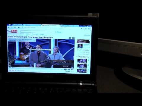 google chrome pour eeepc