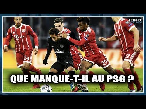 QUE MANQUE-T-IL AU PSG ? Class'Foot #12 (feat. AMIMA)
