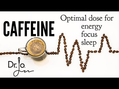 Caffeine: Optimal Dosing for Energy, Focus, and Sleep