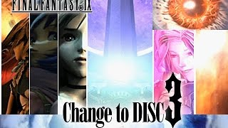 PS1: Final Fantasy IX (Disc 3 of 4) (HD / 60fps)