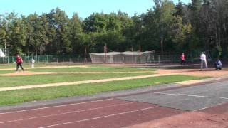 russtar vs beavers - bottom 2nd - dugout - (5/18) - 28.08.2011