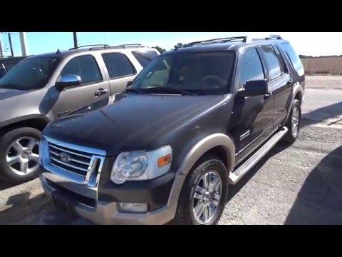 2007 Ford Explorer Eddie Bauer Review