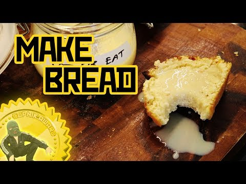 Kefir bread with Anatoli - Low budget cooking