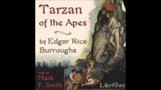 Tarzan of the Apes Audio Book ch 21-24