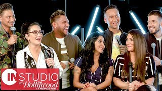 'Jersey Shore' Cast on Reboot, Original Casting, Deleted Footage & More! | In Studio With THR