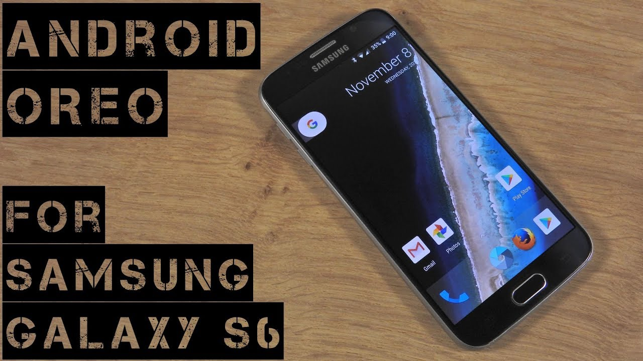 How to install Oreo Nexus ROM on Samsung Galaxy S6 with a short Preview -  Android 8 0 0 [Tutorial]