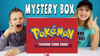 Pokemon Mystery Box / Trade Cards / Legendary Pikachu Ex
