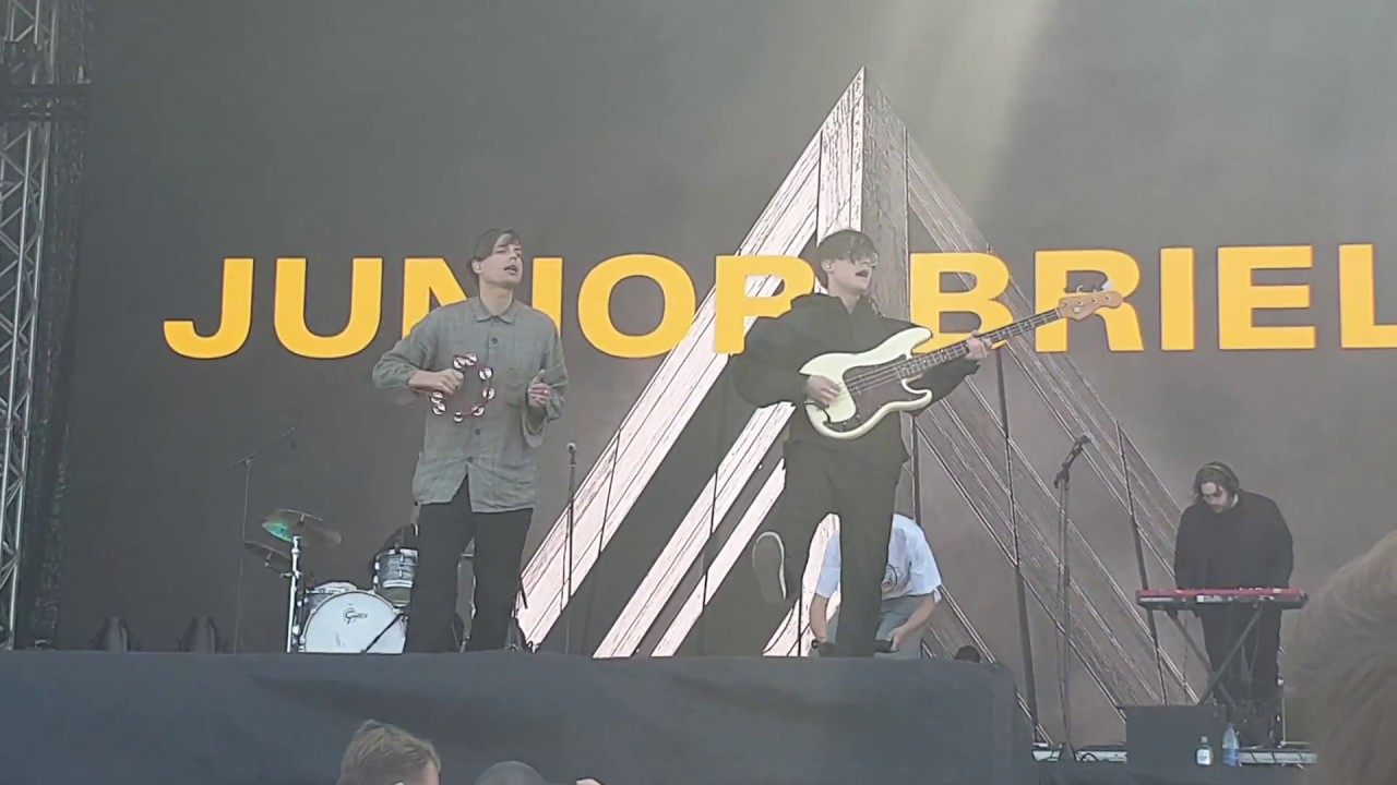 "Junior Brielle - ""Love"", Lollapalooza Stockholm 190628"