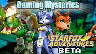 Gaming Mysteries: Dinosaur Planet / Star Fox Adventures Beta (N64 / GCN)
