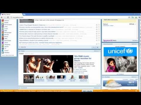 How to Delete Yahoo Mail Inbox All at Once 2015 - Yahoo Email Services from YouTube · Duration:  4 minutes 59 seconds