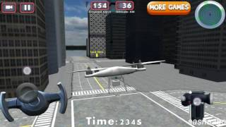 drone flight simulator  game rewiew android//