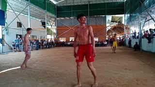 campuchia Volleyball --Touch Kompot Vs Phanna team 2018 Part1