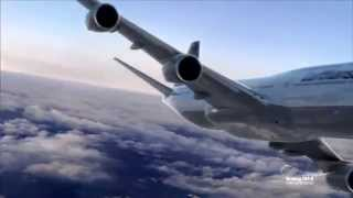 Experience Boeing 747-8 (special)