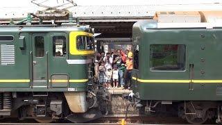 2015年3月ダイヤ改正で廃止されることになった、大阪-札幌間を結ぶ、寝...