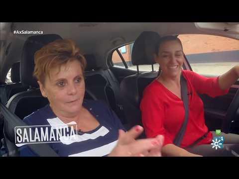 Andaluces por España | Salamanca