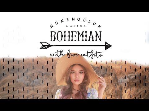 สอนแต่งหน้าสไตล์ Bohemian | NOBLUK