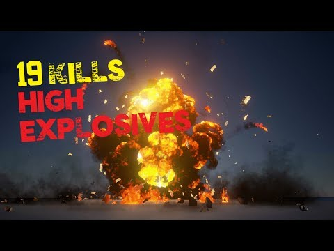 19 Tappoo High Explosives
