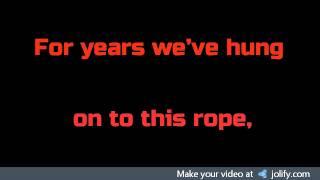 Hey There Castiel with lyrics