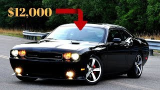 Top 10 Fastest Cars You Can Buy For Under $20k