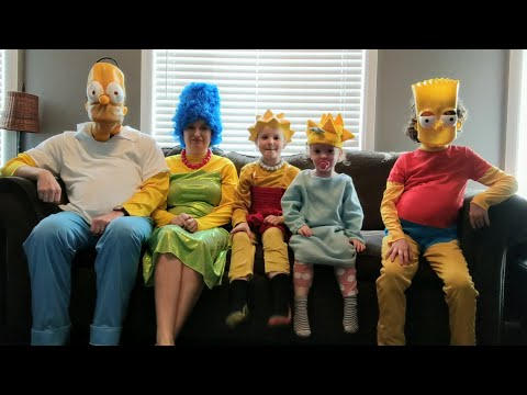 The Simpsons Social Distancing Intro