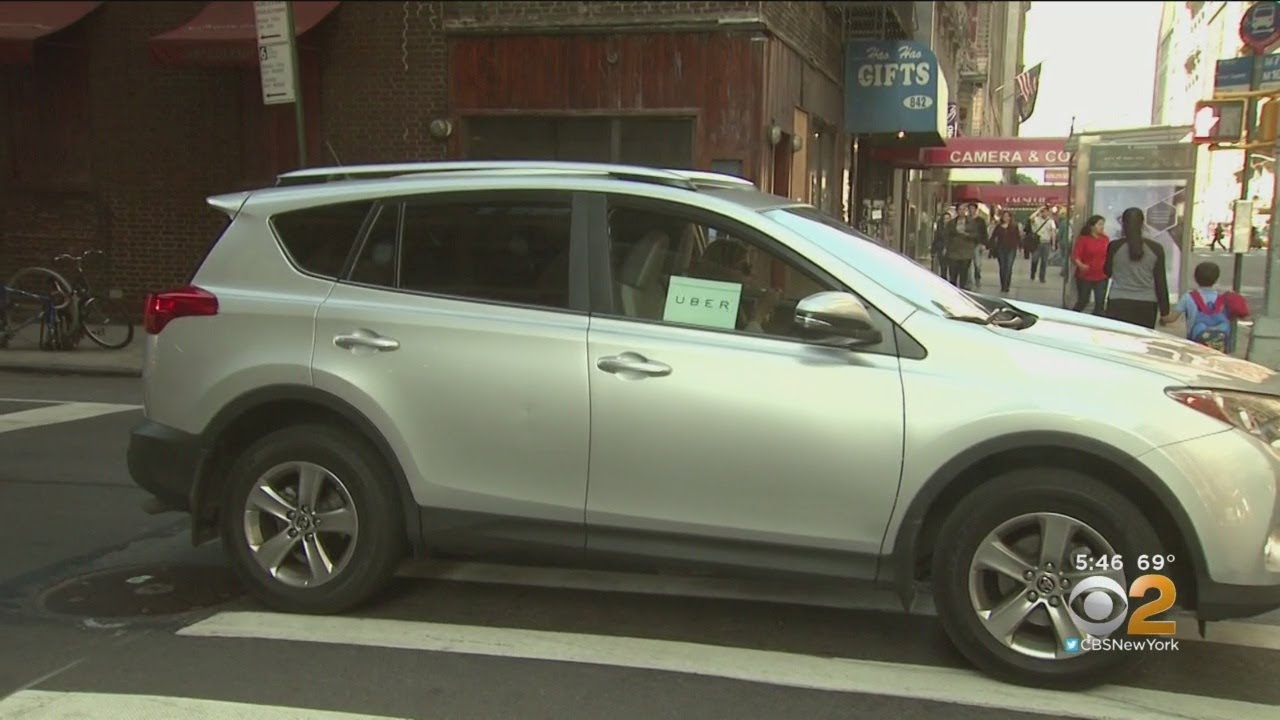 New York City To Cap For-Hire Vehicles