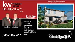 Move in Ready 3 Bed Home w/Finished Lower Level for Sale in Lebanon School District