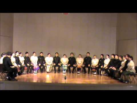 Witness (Arr.Mark Butler), The Bangkok Voices