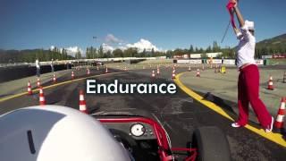 Formula SAE Italy 2014 - EPSA Dynamix onboard