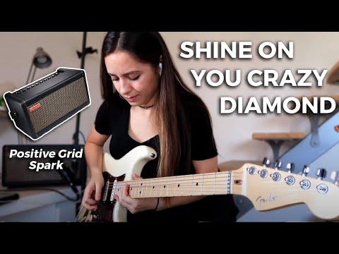 Pink Floyd - Shine On You Crazy Diamond Solo (Spark Amp)