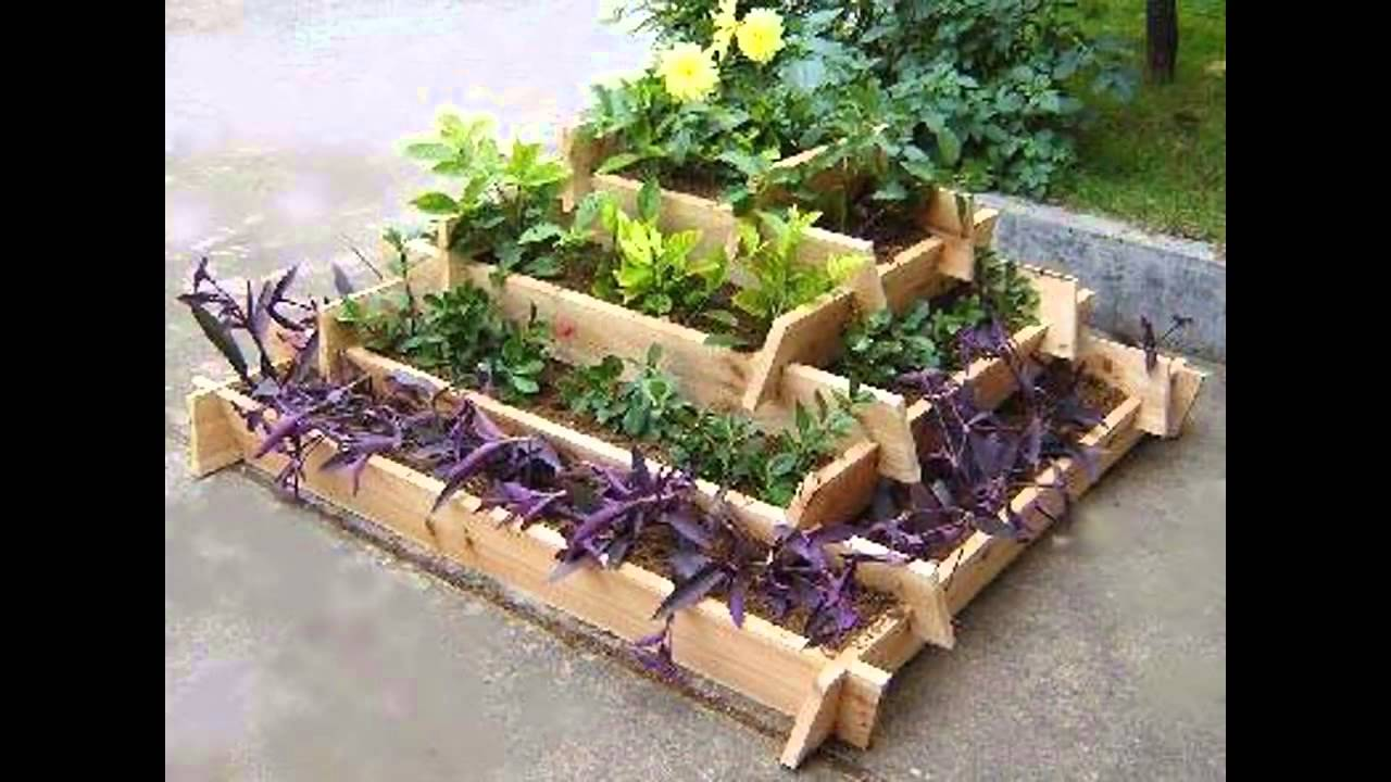 Garden Ideas raised bed garden plans YouTube