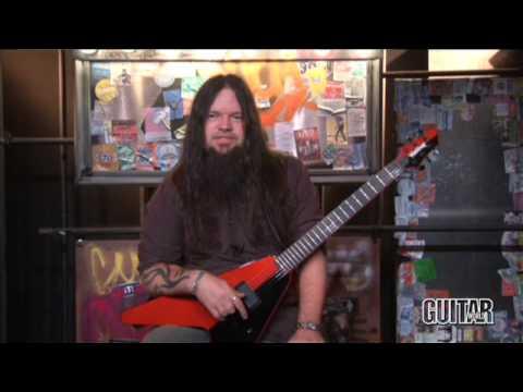 """Mudvayne's Greg Tribbett: """"Do What You Do"""" Guitar Lesson"""