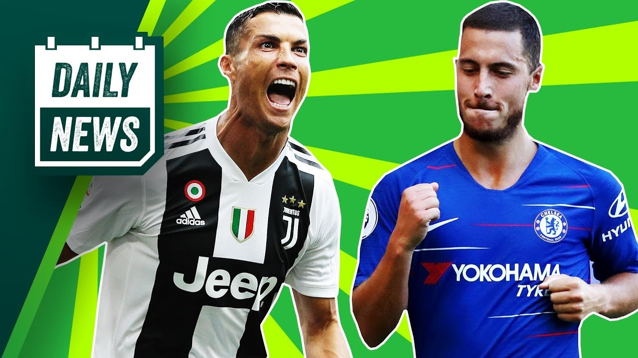 Download Ronaldo scores Juventus goals, Douglas Costa MADNESS, Zlatan scores 500! ► Daily Football News