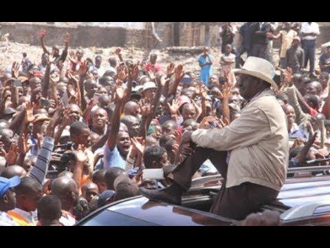 Raila Odinga hits out at western envoys led by Us ambassador Robert Godec