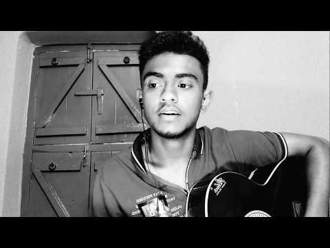 ami-ki-tomay-khub-birokto-korchi(lokhiti)-|-drishtikone-|-anupam-roy-|-covered-by-arnab-chowdhury
