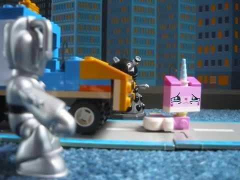 Sec & Co. -... Lego Movie Unikitty Sad