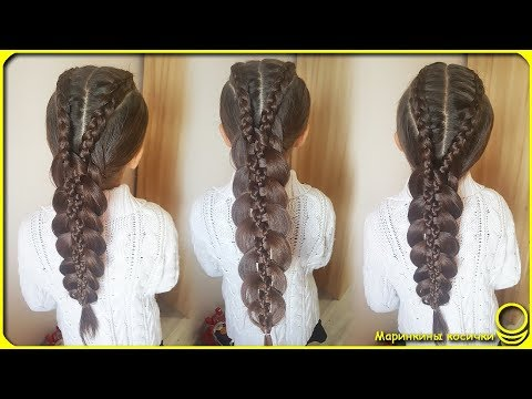 ? ? Hairstyle to school   Simple and original ? ? thumbnail