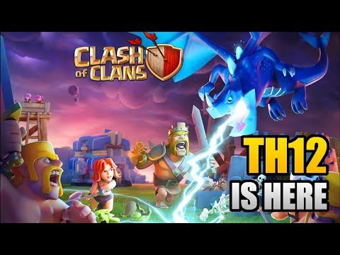 TH12 UPDATE TODAY! (CONFIRMED) | New Loading Screen | Clash of Clans TH12 Update