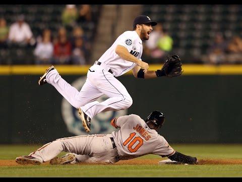 Baseball Full Games   Baltimore Orioles - Seattle Mariners [21.05.15]