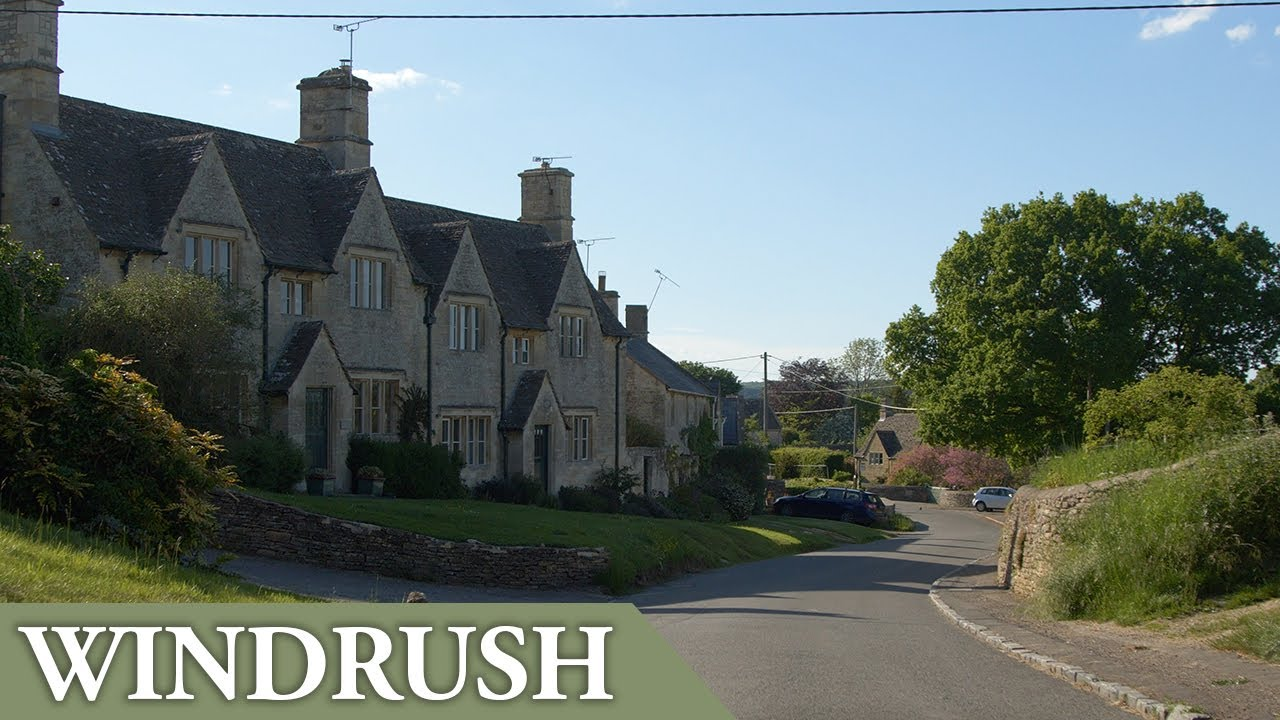 Download A History of Windrush | Hidden Gems in the Cotswolds, England