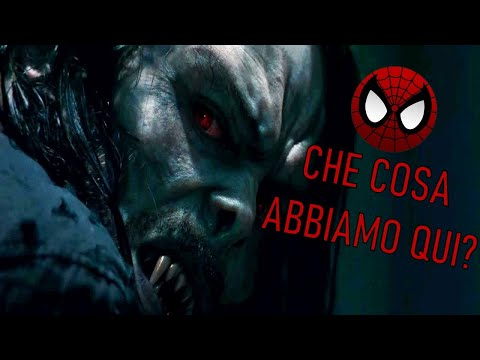 Morbius Teaser Trailer: Le mie Impressioni