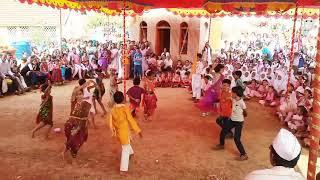 Mi marathi maharashtracha dance । मी मराठी