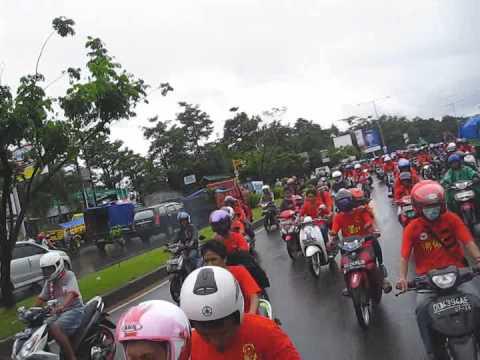 Konvoi The Macz Man Indonesia part2