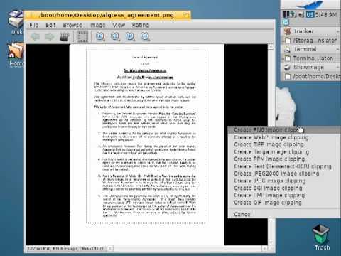 Tesseract-OCR Translator for Haiku-OS