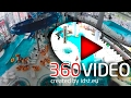 Waterpark in 360º (Аквапарк Лебяжий 360º)